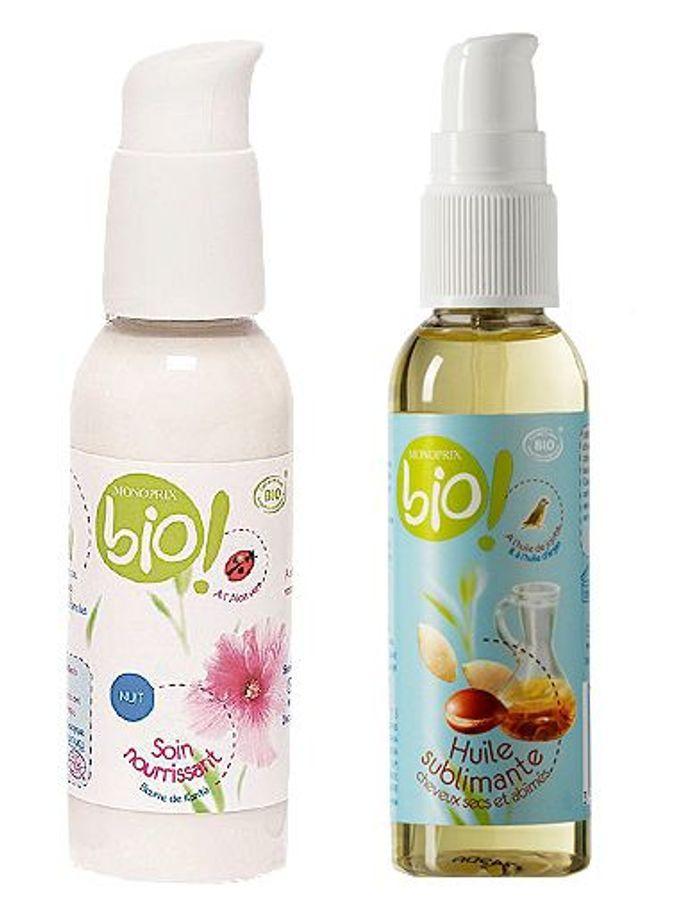 Tutoriel maquillage 100% bio (certifié) L'instant (f)utile