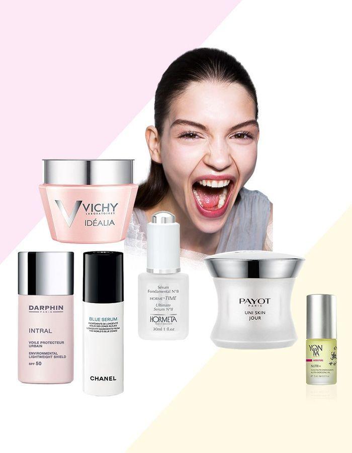 8 soins qui donnent de l'énergie à la peau