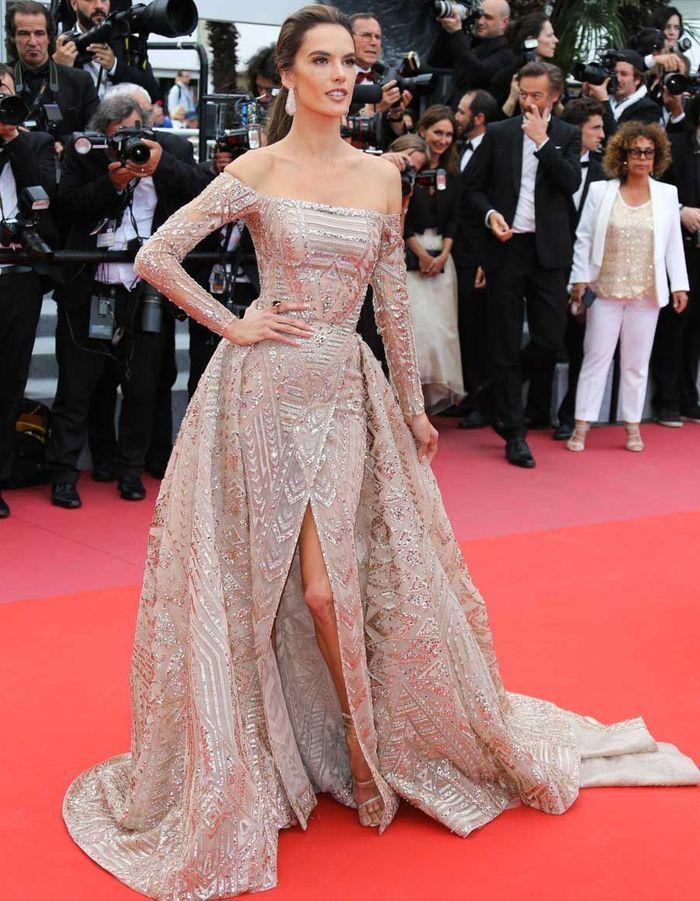 Cannes 2018 festival de jolies robes pour la fin de la comp tition elle - Festival de cannes tapis rouge ...