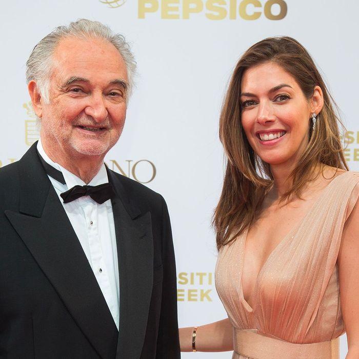 Jacques Attali et Audrey Tcherkoff