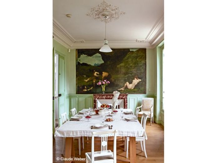 Salle a manger musee rodin