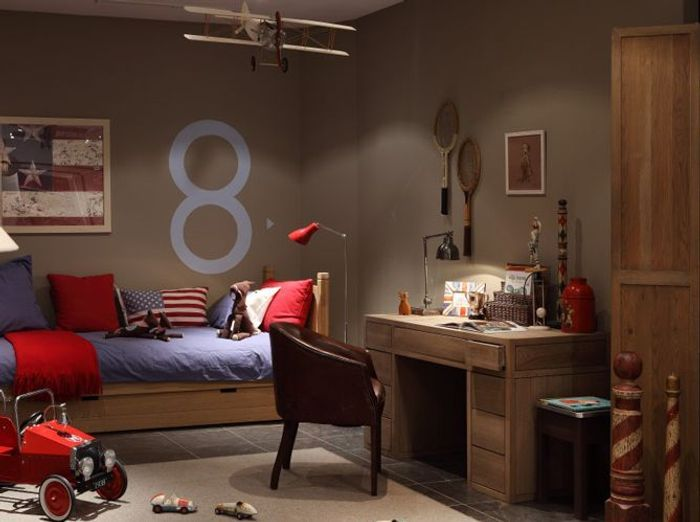 Chambres D'Enfants: Plein D'Idées Déco! - Elle Décoration