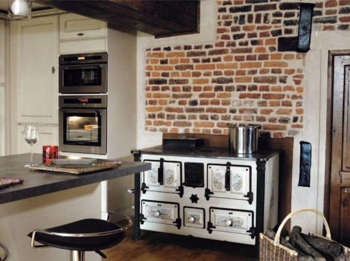des cuisines esprit r cup 39 elle d coration. Black Bedroom Furniture Sets. Home Design Ideas
