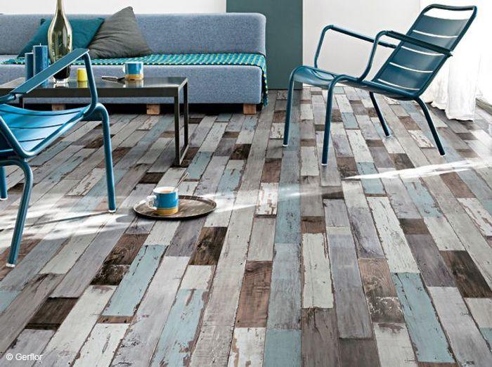 d co trompe l 39 oeil l 39 effet tendance du moment elle d coration. Black Bedroom Furniture Sets. Home Design Ideas
