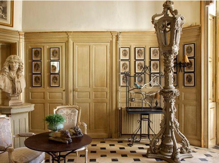 des boiseries chaleureuses elle d coration. Black Bedroom Furniture Sets. Home Design Ideas