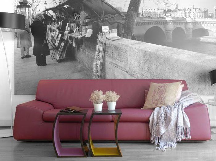 des canap s fleur de peau elle d coration. Black Bedroom Furniture Sets. Home Design Ideas