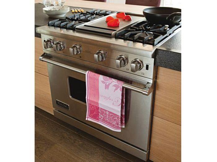 Fourneaux Modèles Faciles à Caser Elle Décoration - Cuisiniere pyrolyse pour idees de deco de cuisine