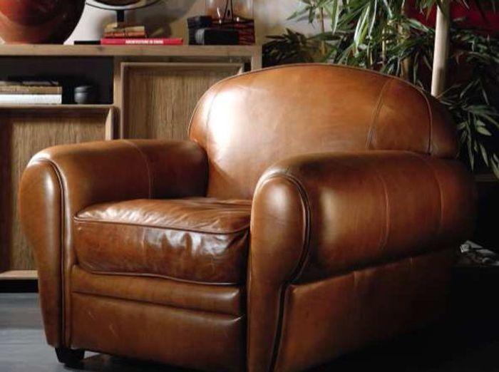 indémodables, les fauteuils clubs - elle décoration