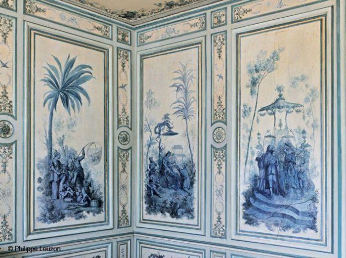 L'étonnante restauration du château de Champs-sur-Marne