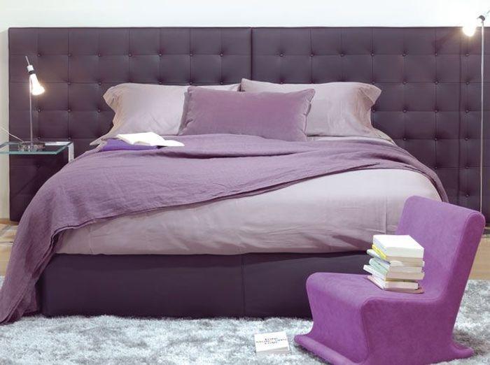 les t tes de lit se mettent en sc ne elle d coration. Black Bedroom Furniture Sets. Home Design Ideas