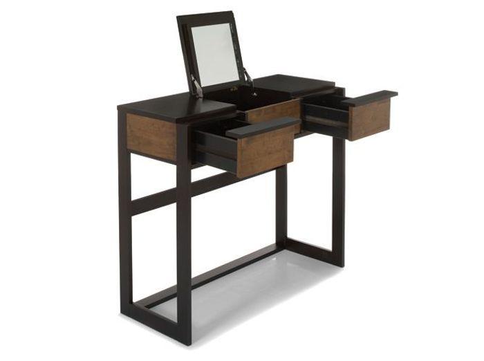 les coiffeuses reviennent en beaut elle d coration. Black Bedroom Furniture Sets. Home Design Ideas