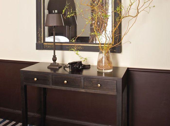Peinture associez les couleurs et les mati res elle - Peinture marron chocolat ...