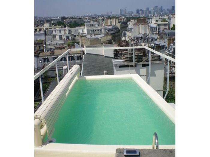 10 petites piscines qui donnent envie elle d coration for Piscine paris 13