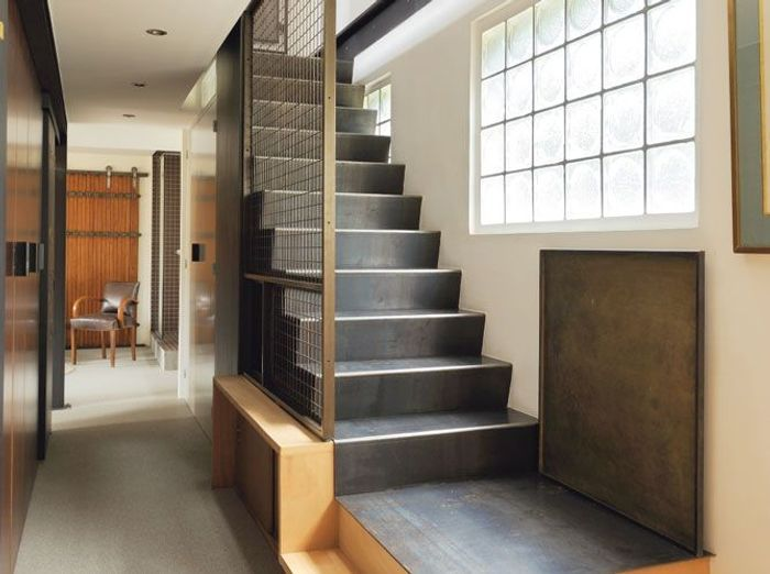 Quel escalier choisir elle d coration for Toilette sous pente