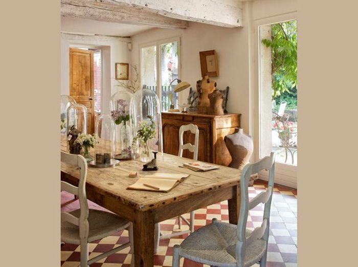 une ferme ouverte sur l 39 ext rieur elle d coration. Black Bedroom Furniture Sets. Home Design Ideas