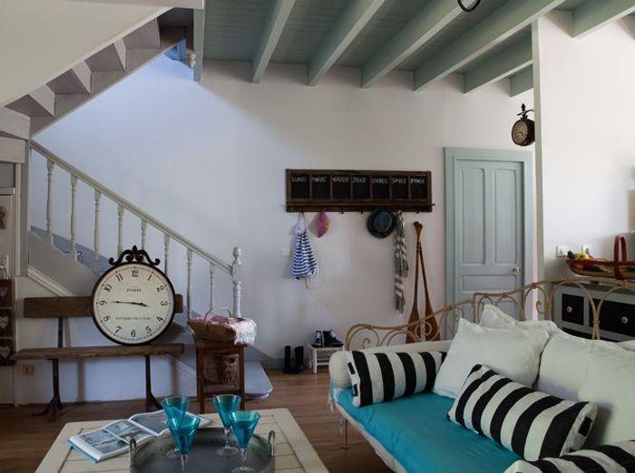Une maison de vacances fonctionnelle elle d coration for Decoration maison vacances mer
