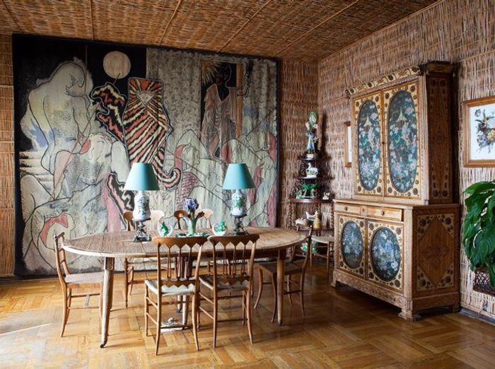 Visitez la maison de jean cocteau elle d coration for Madeleine decoration