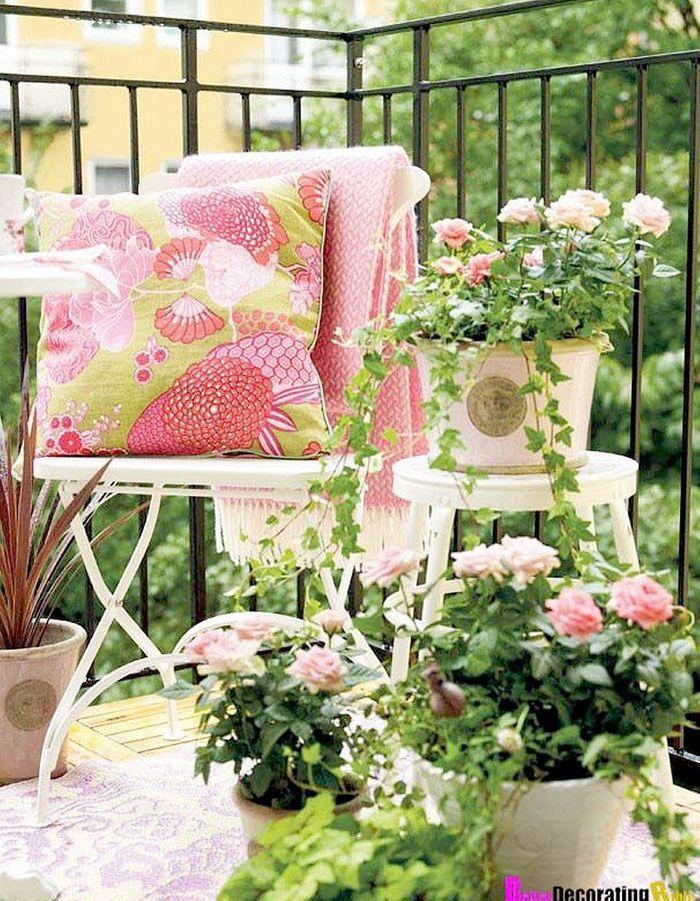 15 id es pour mettre son balcon au vert elle d coration. Black Bedroom Furniture Sets. Home Design Ideas
