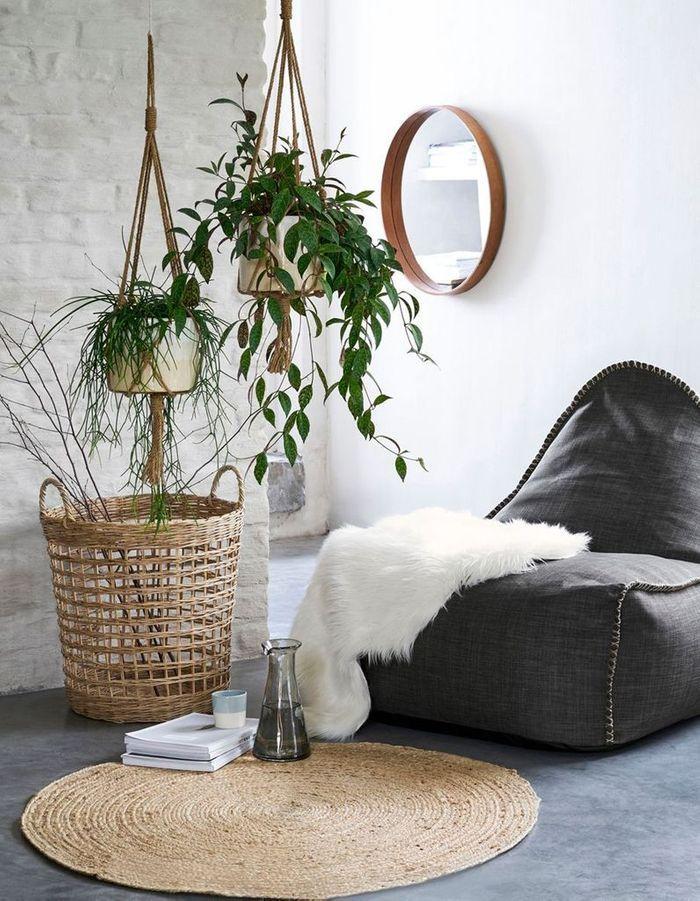 notre s lection de cache pots pour mettre en valeur vos. Black Bedroom Furniture Sets. Home Design Ideas
