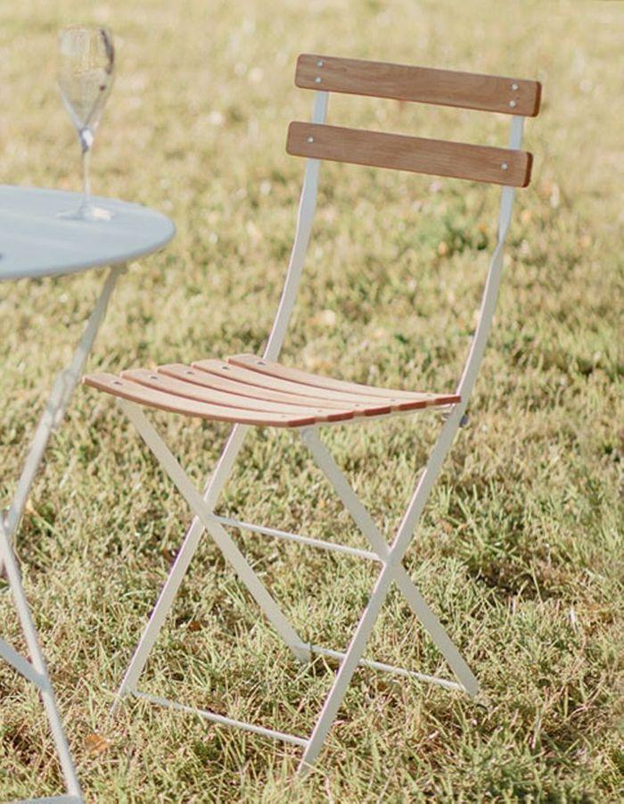 Salon de jardin pas cher notre s lection de meubles - Chaise de jardin fermob ...