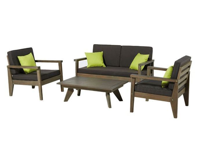 Mobilier de jardin la collection 2016 jardiland elle for Collection jardin 2016 gifi