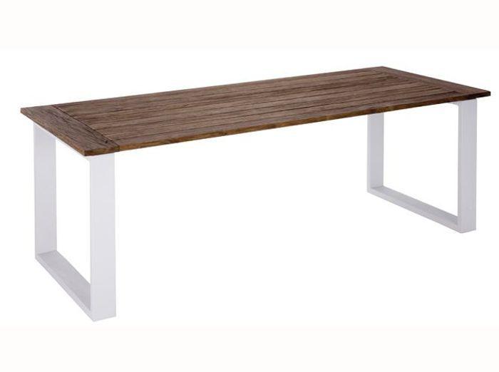 choisissez votre table de jardin elle d coration. Black Bedroom Furniture Sets. Home Design Ideas
