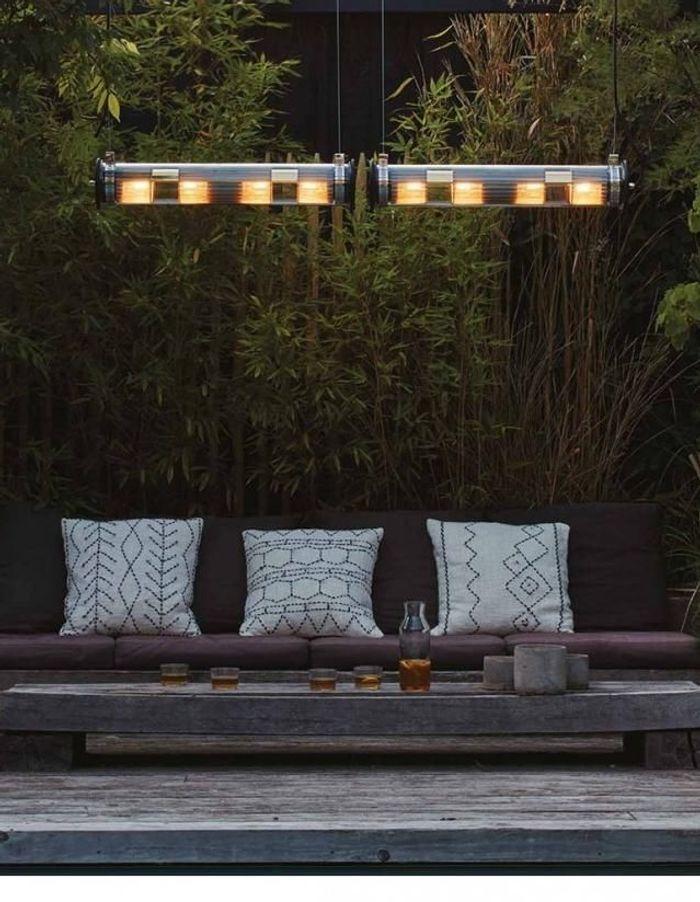 Une lampe de jardin DSW
