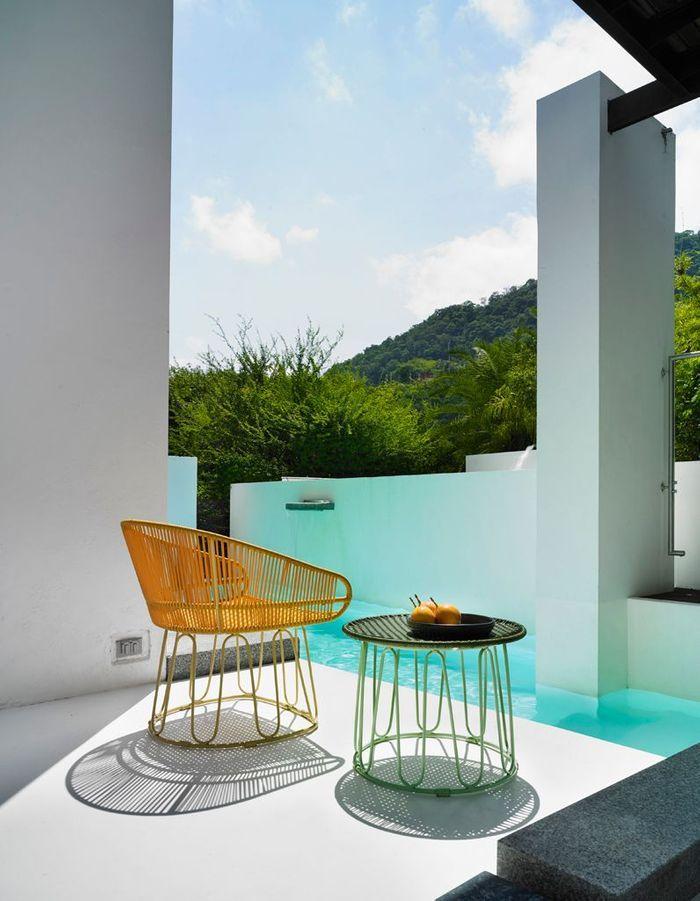 notre s lection de mobilier de jardin pour un ext rieur qui en jette elle d coration. Black Bedroom Furniture Sets. Home Design Ideas