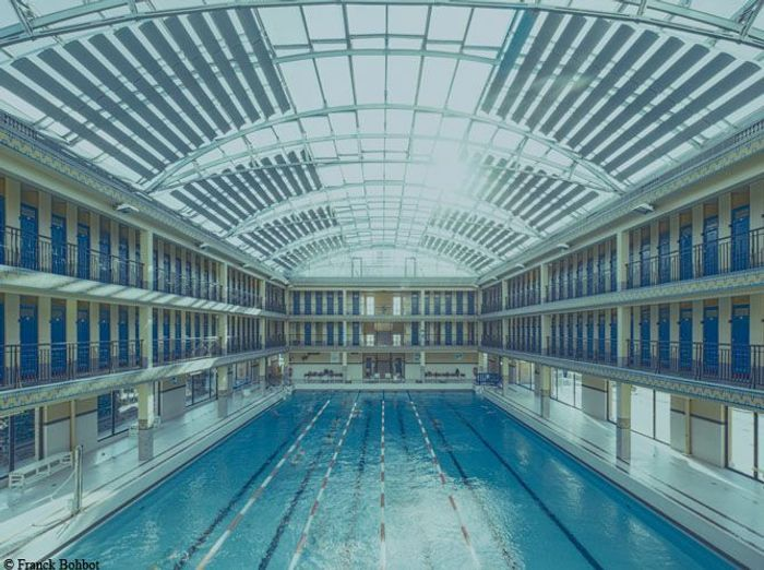 Les 10 plus belles piscines de paris elle d coration for Piscine 75015