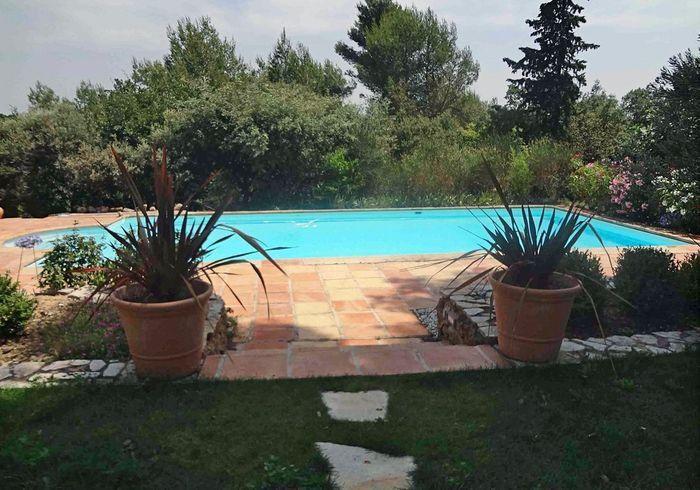 Avant n°4 : une piscine des années 90