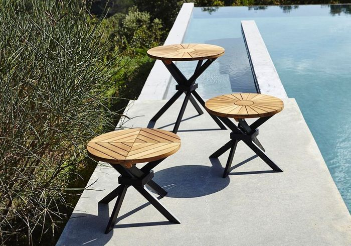 Table basse de jardin AM.PM