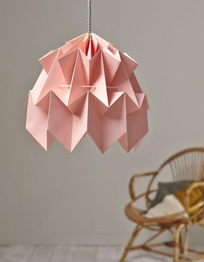 Suspension esprit origami Cyrillus