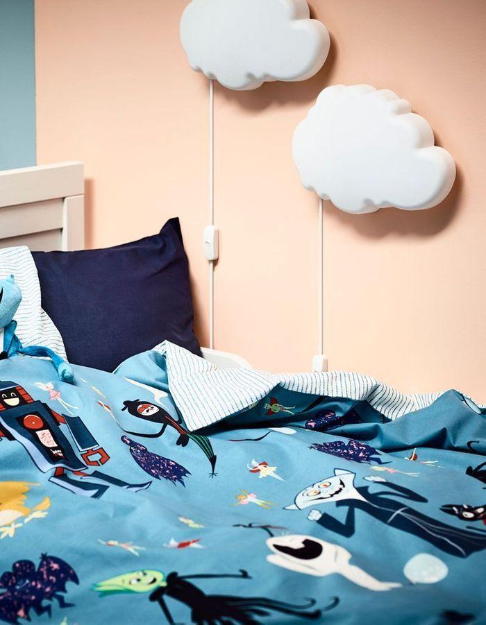 Applique murale pour enfant Ikea