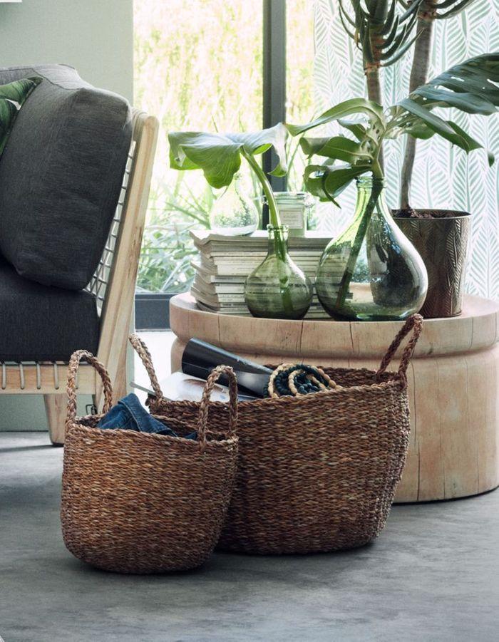 Paniers et vases H&M Home