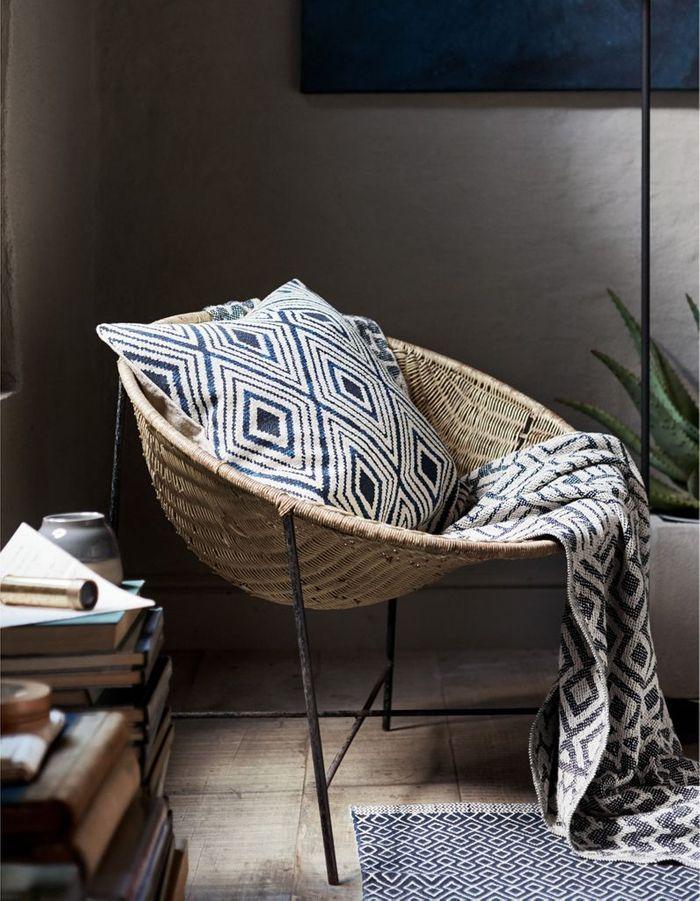 h m home notre s lection d co pour le printemps elle d coration. Black Bedroom Furniture Sets. Home Design Ideas