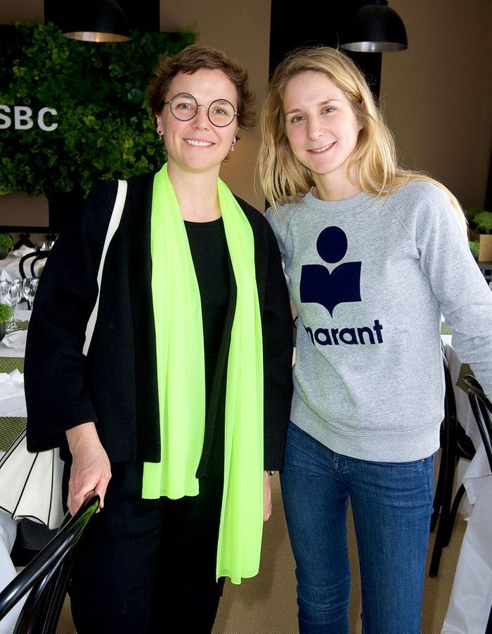 Constance Guisset (designer), Dorothée Meilichzon (architecte d'intérieur)