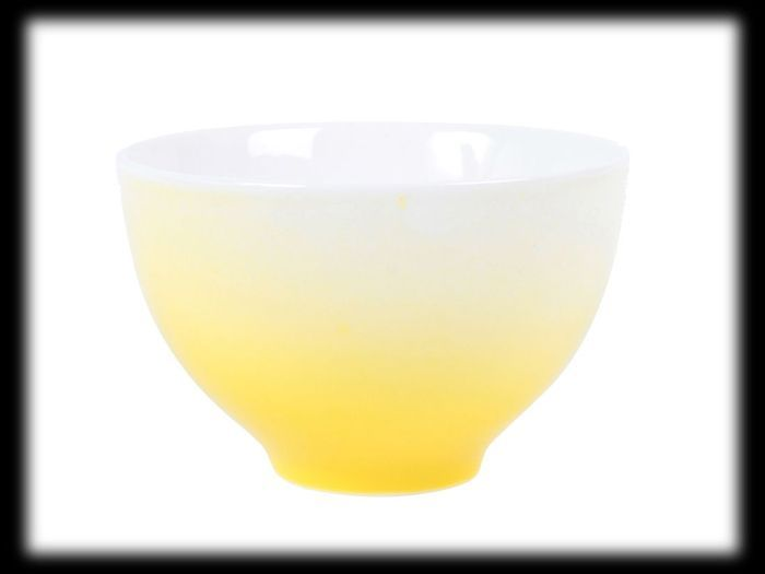 Bol porcelaine Fleux