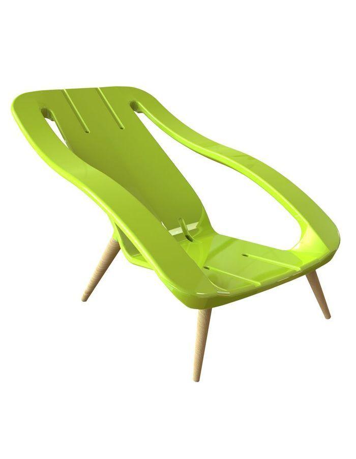 50 id es color es pour une d co ensoleill e elle d coration for Bain de soleil fauteuil