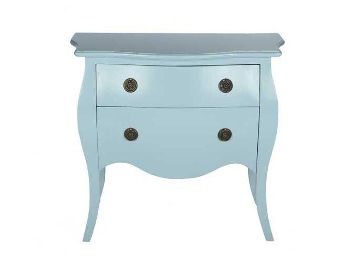 tendance les meubles et les objets se mettent au bleu elle d coration. Black Bedroom Furniture Sets. Home Design Ideas