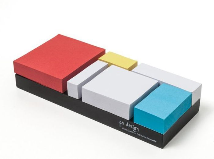 Bloc notes monde riant pa design