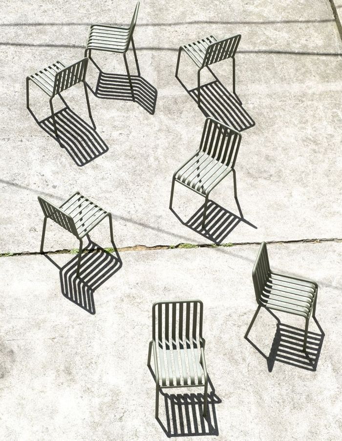 "Catégorie outdoor : collection ""Palissade"" de Hay par Studio Bouroullec"