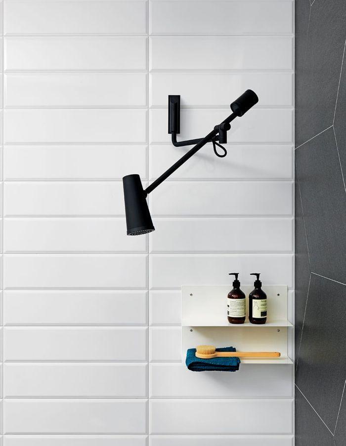 """Catégorie Salle de bains : douche de tête """"Closer"""" de Zucchetti par Diego Grandi"""