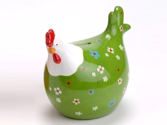 D co poule elle d coration for Poules decoration