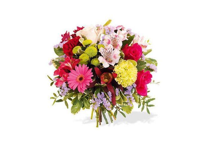 Bouquet fleurs interflora