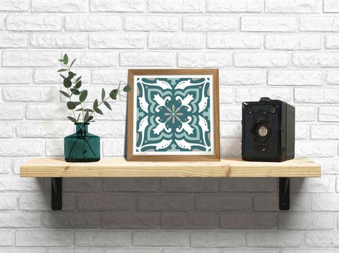 succombez au motif carreaux de ciment elle d coration. Black Bedroom Furniture Sets. Home Design Ideas