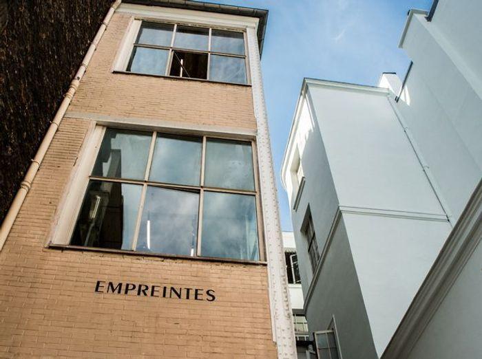 l 39 actu du jour empreintes le concept store parisien des m tiers de l 39 art elle d coration. Black Bedroom Furniture Sets. Home Design Ideas