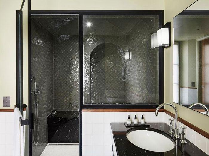 Le Roch Indulgence Suite salle de bains