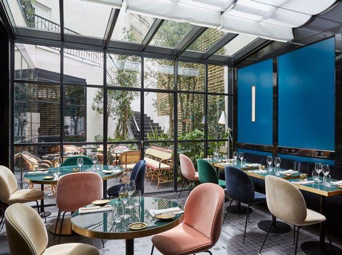 Le Roch Salle De Restaurant