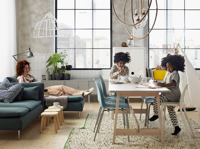 L 39 inspiration du jour un avant go t du catalogue ikea for Chaises dortoir ikea