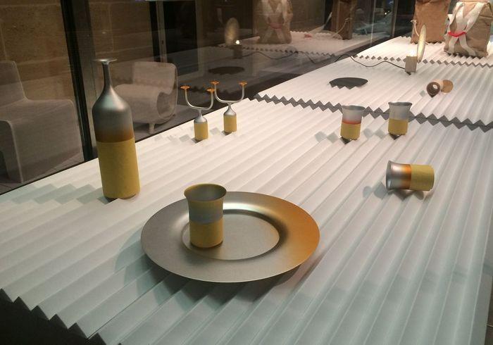 """Les créations de Ray Lang pour l'expo """"Taiwan - Unfolding"""""""